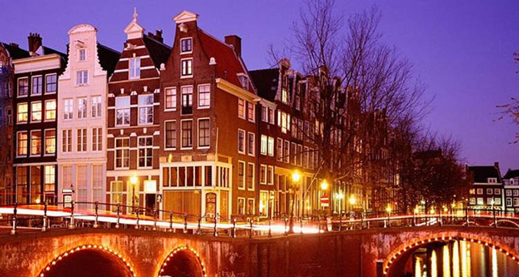 Amsterdam & Bruges - From London - UK Study Tours