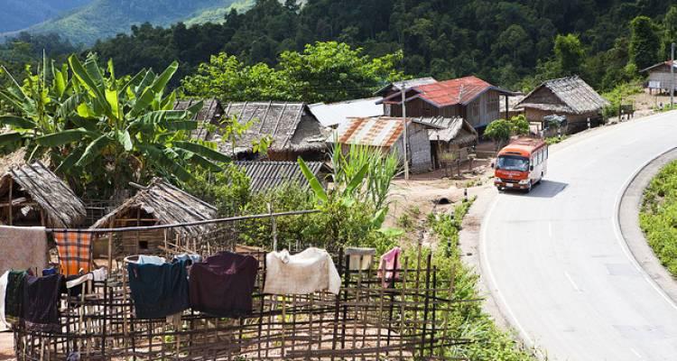 Mekong Pass (Thailand, Laos, Cambodia) - Stray Asia