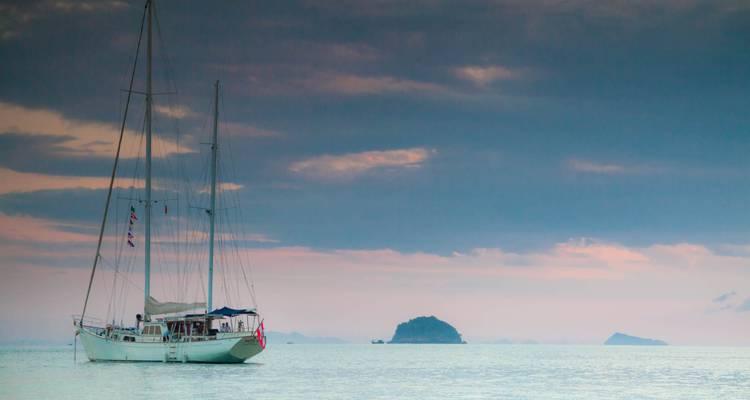 6-Day Luxury Merugi Sailing Adventure, Myanmar - Burma Boating