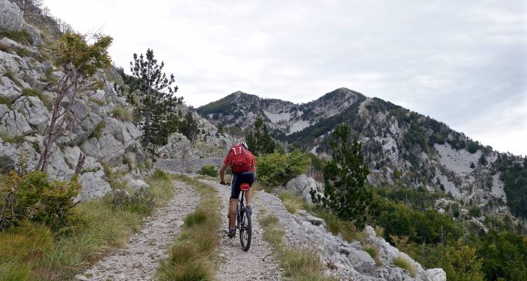 Mountain Biking the Balkans - SpiceRoads Cycling