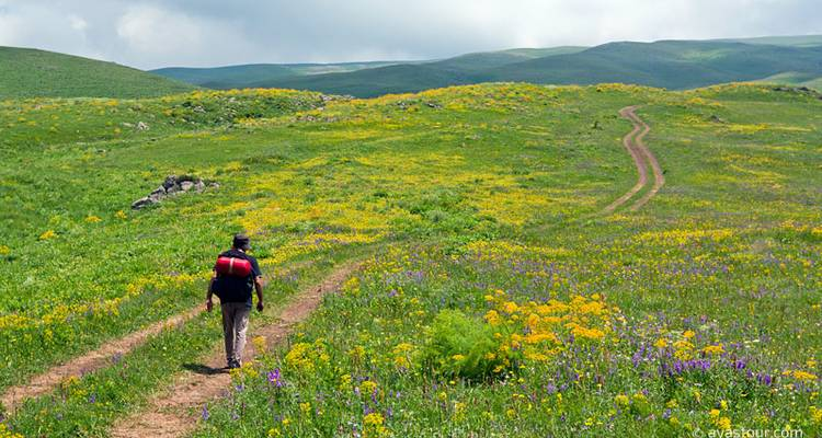 5 Day Trek in Armenia  - Ayas Tour
