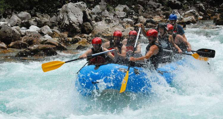 Rafting Tara and Drina 4 - RaftingClub Tarasport
