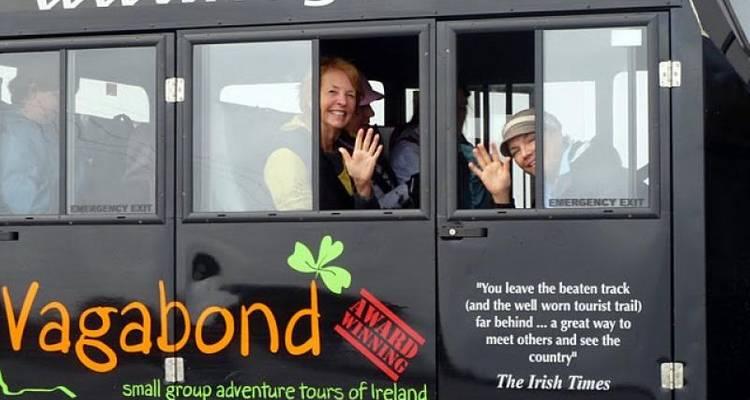 7 Day 'world Tour Of Ireland - Vagabond small group tours of Ireland