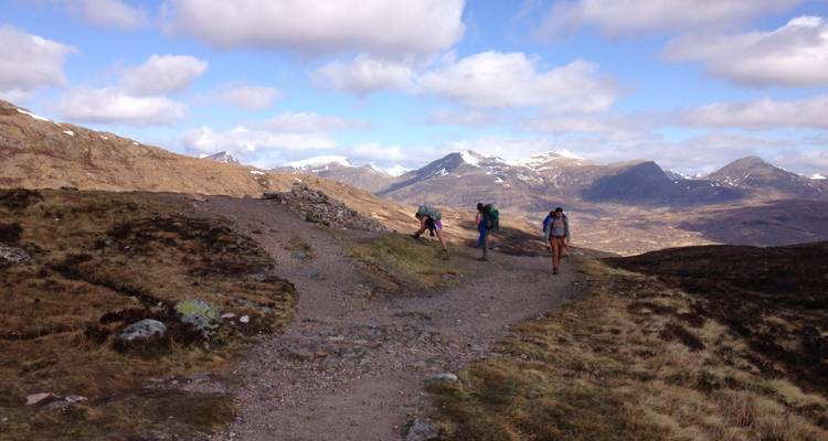 West Highland Way Adventure - Walkabout Scotland