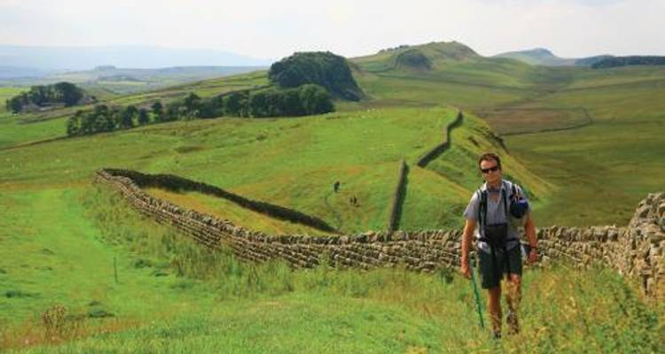 Hadrian's Wall Trail - 10 Days - UTracks