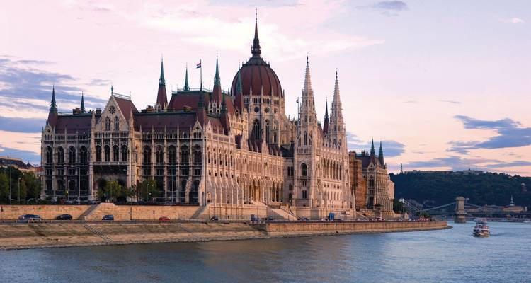 Along the river Danube, Budapest, the Balkan peninsula and the Danube delta (port-to-port cruise) - CroisiEurope River Cruises