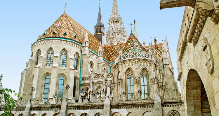 A journey between Central Europe and the Balkans - CroisiEurope River Cruises