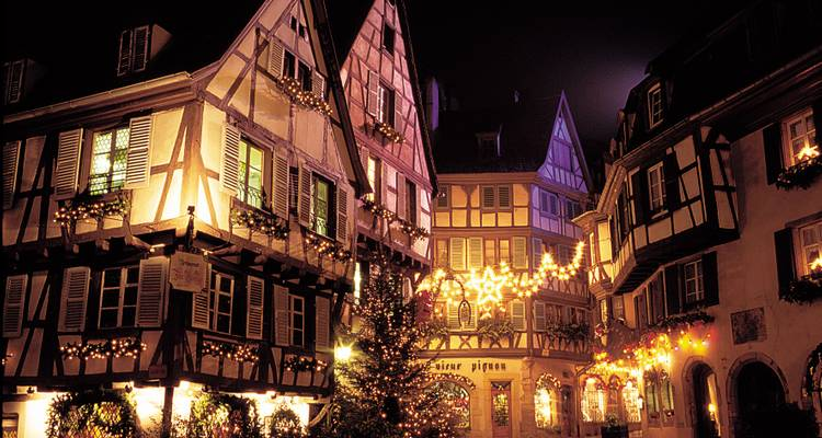 Northern Europe: Alsace and the Romantic Rhine Valley - CroisiEurope River Cruises