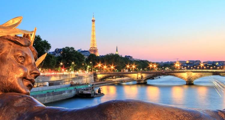 From Paris to the Côte Fleurie (port-to-port cruise) - CroisiEurope River Cruises