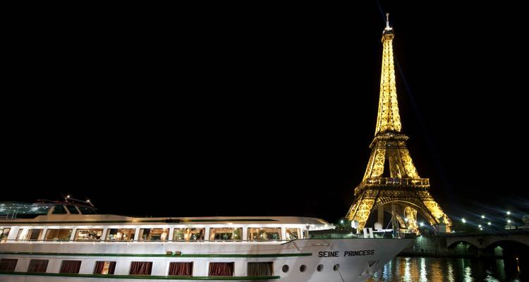 The Seine Valley (port-to-port cruise) - CroisiEurope River Cruises