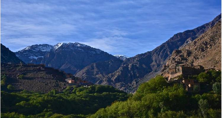 Toubkal Trek (2 days) - Trek in Morocco