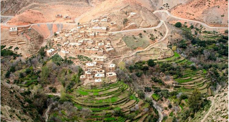 Berber Village Trek (2 days) - Trek in Morocco