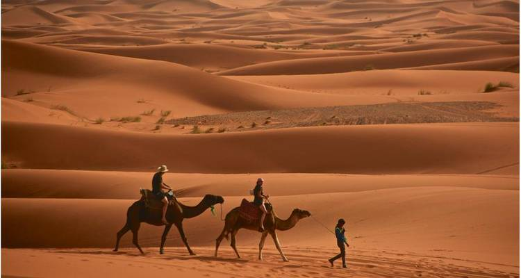 Explore Morocco Desert (4 days) - Trek in Morocco