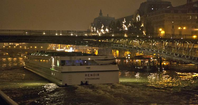 The finest and most picturesque ports of call in the Seine valley (port-to-port cruise) - CroisiEurope River Cruises