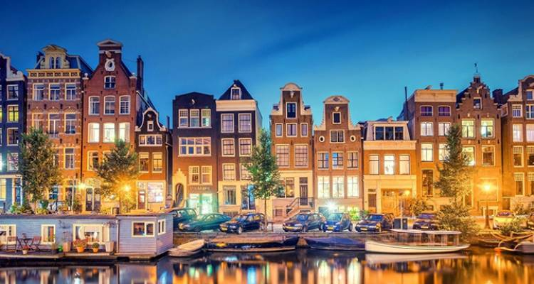 Amsterdam & Bruges - From Brighton - UK Study Tours