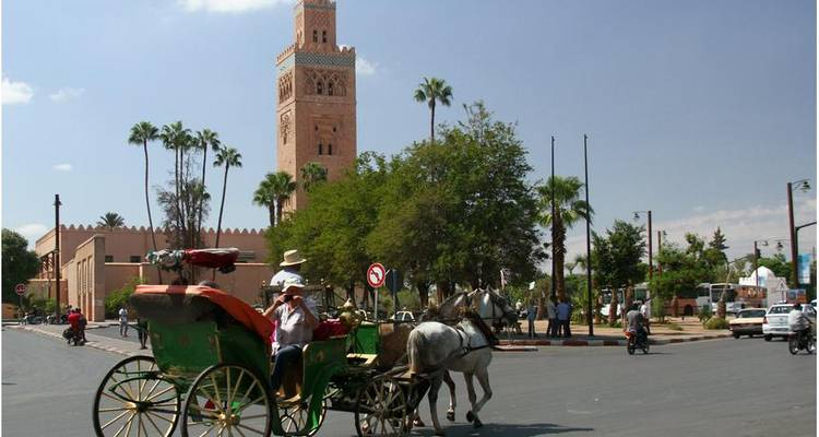 Imperial City Tour Morocco - Trek in Morocco
