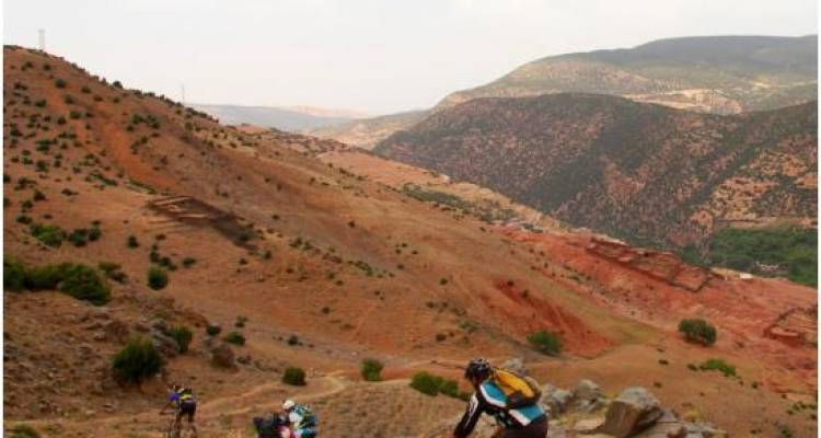 Mountain Biking in the High Atlas - Trek in Morocco