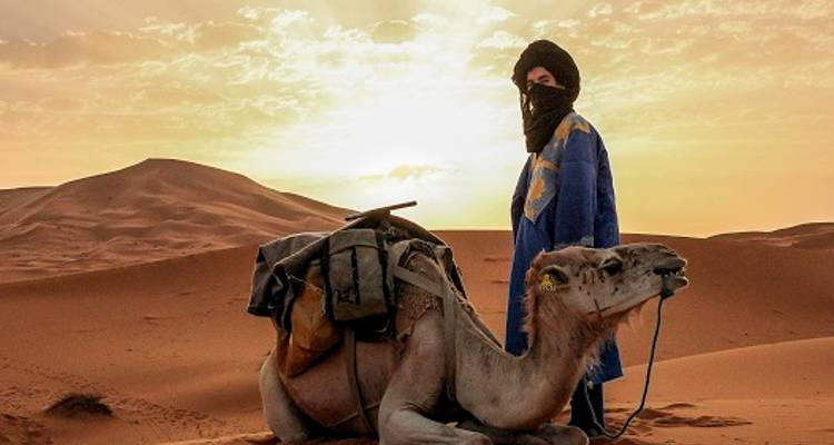 Altas Trip and Desert Tour Combined Morocco - 8 days - Trek in Morocco