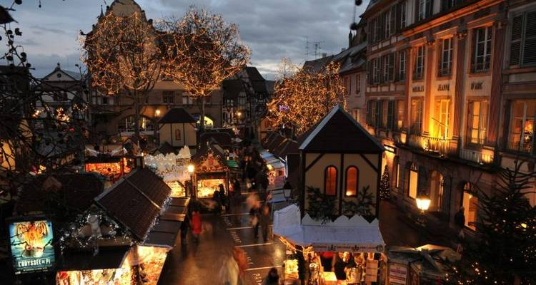 Christmas in Alsace - CroisiEurope River Cruises