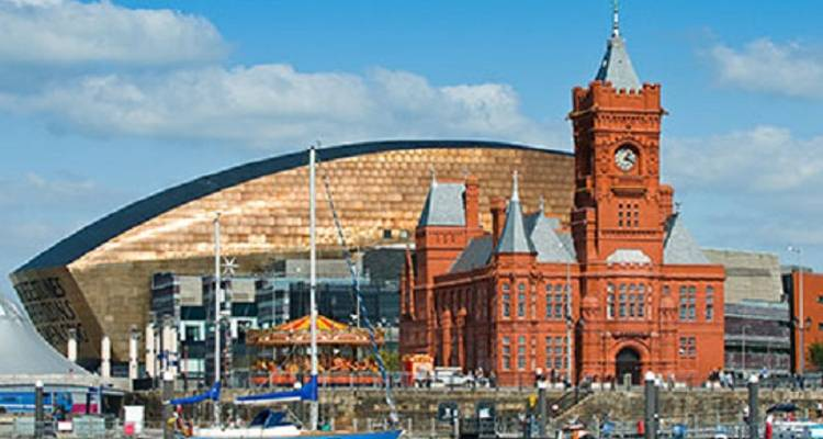 Cardiff & Wales - From Bournemouth - UK Study Tours