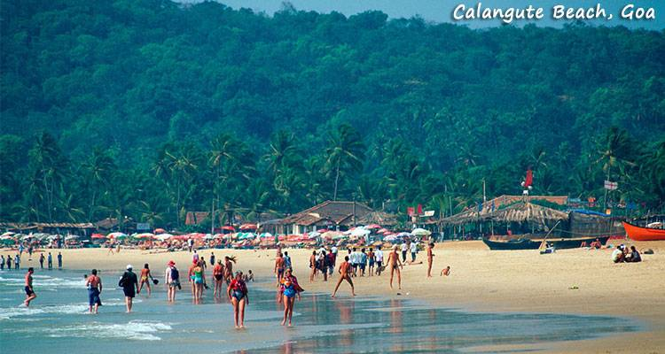 Golden Triangle Tour with Goa - GeTS Holidays