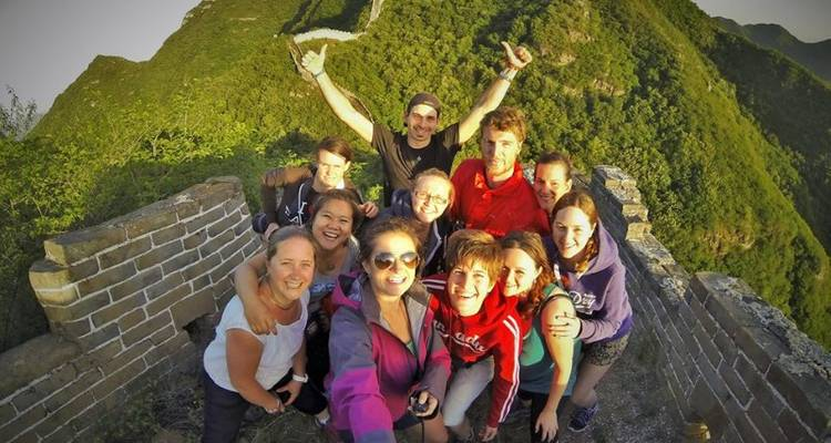 China Discovery Adventure 16D/15N (from Hong Kong) - Bamba Experience