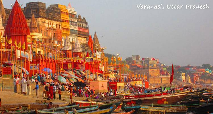 Super Saver Golden Triangle Tour with Orchha, Khajuraho and Varanasi - GeTS Holidays