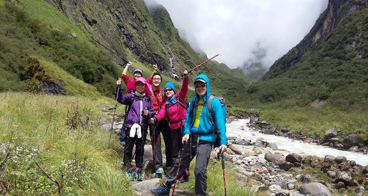 15 days Annapurna Sanctuary Trek (Annapurna Base Camp) - Nepal Hiking Pvt. Ltd.