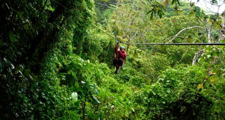Full Costa Rica Adventure 14D/13N - Bamba Experience