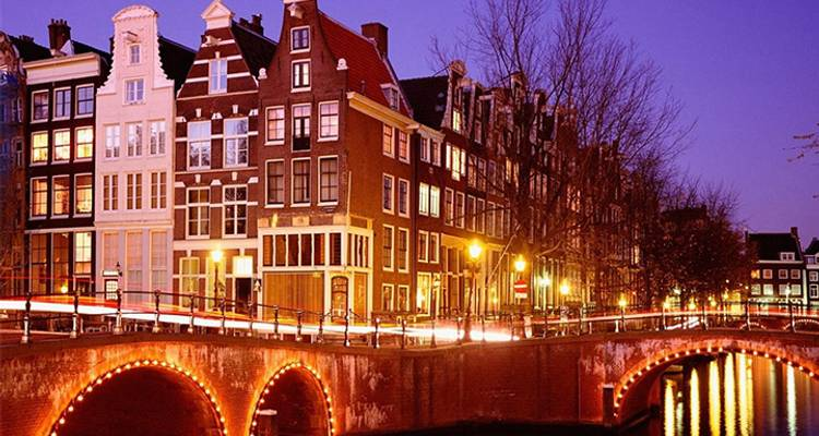 Amsterdam & Bruges - From Cambridge - UK Study Tours