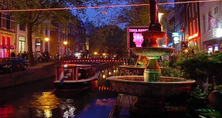 Amsterdam & Bruges - From Eastbourne - UK Study Tours