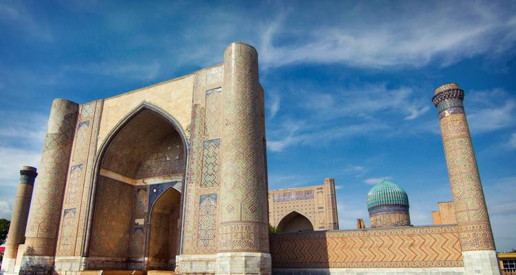 Highlights of Uzbekistan - G Adventures