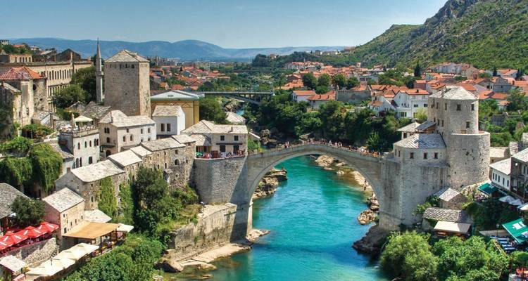 Croatia and Bosnia and Herzegovina - CostSaver
