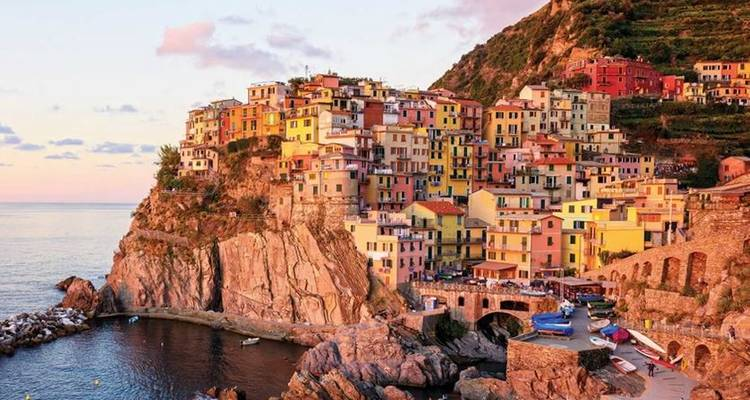 Northern Italy Including Cinque Terre Summer 2018 - Trafalgar