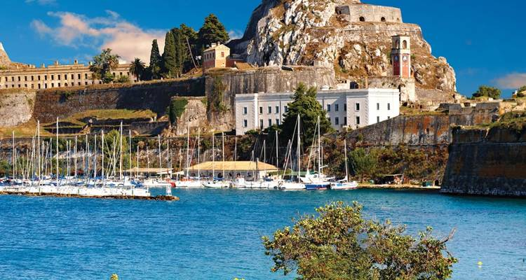 Secrets of Greece including Corfu 2019 - Trafalgar