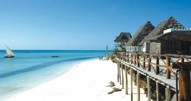 Zebras & Zanzibar - 11 days - On The Go Tours