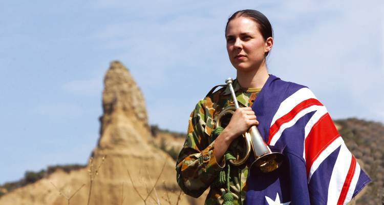 Anzac Digger 2020 - 6 days - On The Go Tours