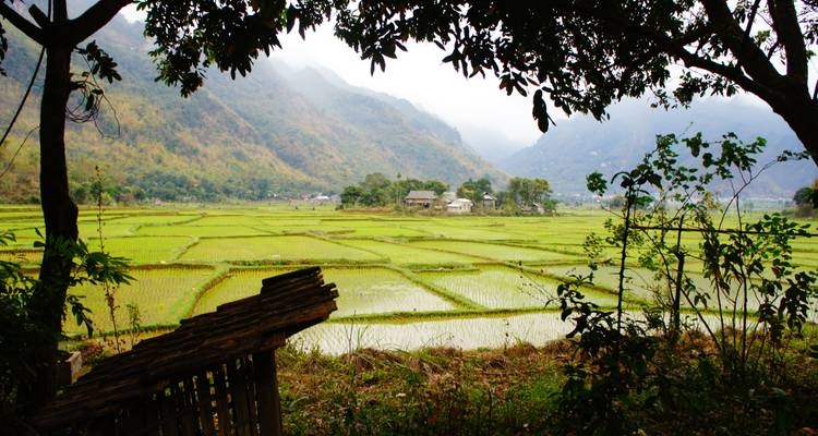 Mai Chau Valley 3 Days 2 Nights - Vietnam Backpackers Hostels