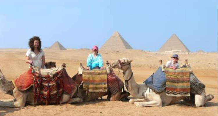 Pharaohs and Beaches - 13 days - On The Go Tours