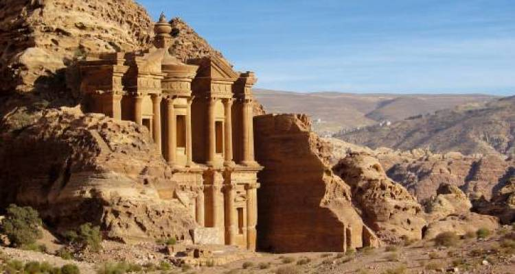 Temples, Tombs, Treasury - 12 days - On The Go Tours