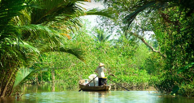 Mekong River Experience – Siem Reap to Ho Chi Minh City - G Adventures
