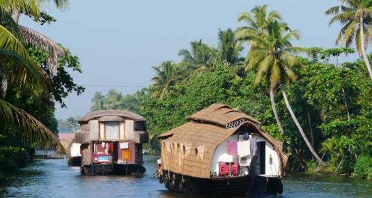 Captivating Kerala - 7 days - On The Go Tours