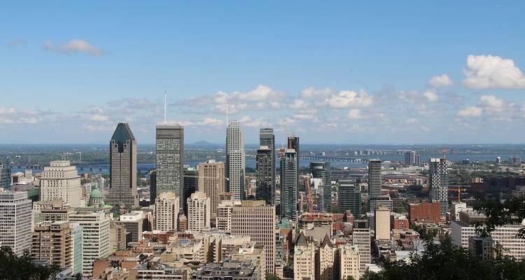 Historic Cities of Eastern Canada with Canada & New England Discovery Cruise - Globus