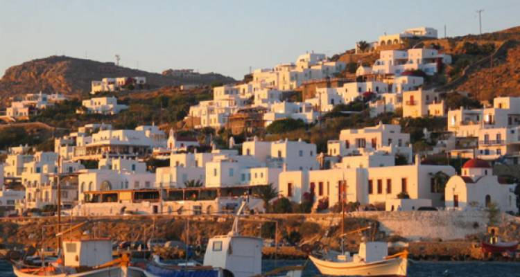 Iconic Aegean with 4-Night Cruise - Globus