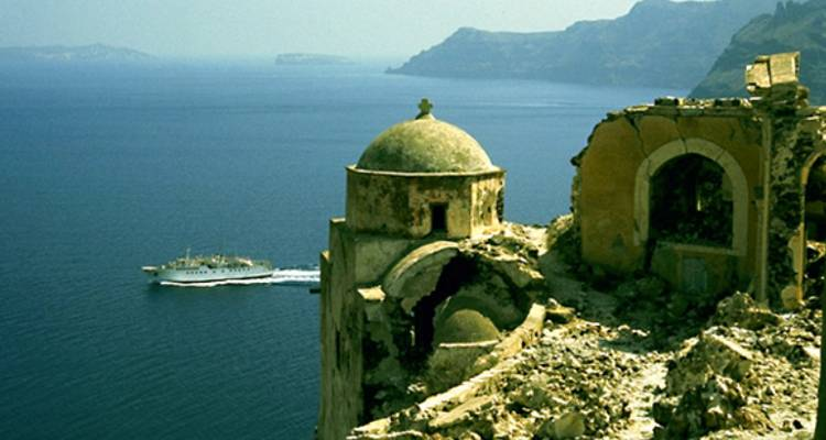 Iconic Aegean with 3-Night Cruise - Globus