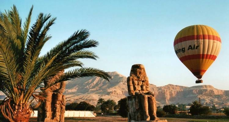 Cairo to Luxor Tour - Memphis Tours Egypt