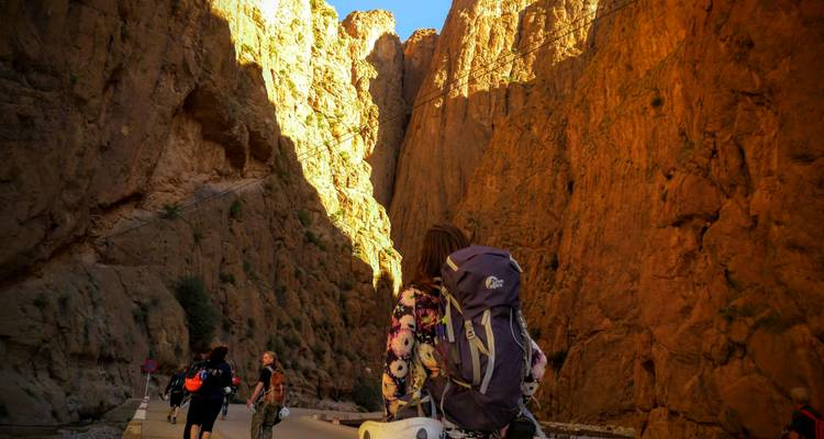 Rock Climbing & Adventure in Todra Gorge - Rug and Rock Adventures