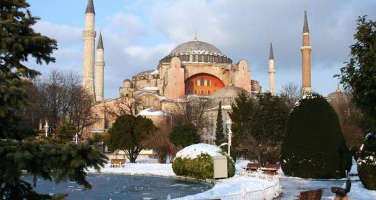Christmas Turkey - 12 days - On The Go Tours