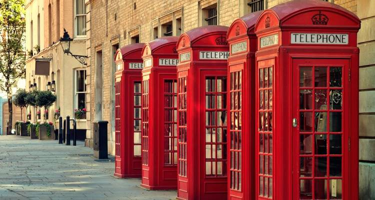 Wonders of Europe with Extended Stay in London - Cosmos