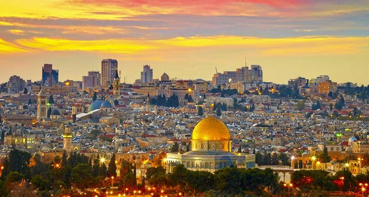 Biblical Israel - Faith-Based Travel – Protestant Itinerary - Cosmos